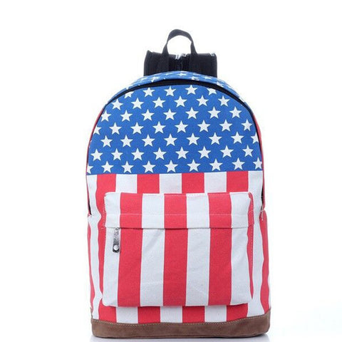 Mochila Backpack USA Travel