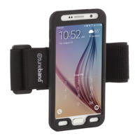 A comfortable, lightweight armband for the Samsung Galaxy S6.