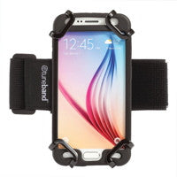 A comfortable, lightweight armband for today's phones.