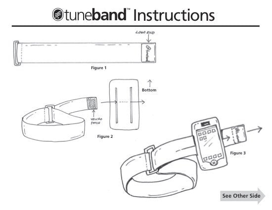 Tuneband For Iphone 5sse