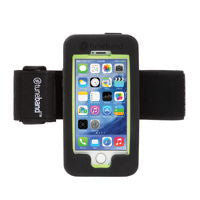 A comfortable, lightweight armband for owners of the Otterbox Defender.