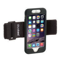 A comfortable, lightweight armband for the iPhone 7.