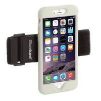 A comfortable, lightweight armband for the iPhone 6 Plus.