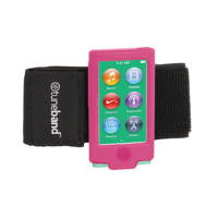 A comfortable, lightweight armband for the iPod nano 7th Generation.