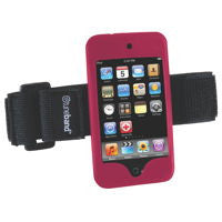 A comfortable, lightweight armband for the iPod touch 2nd/3rd Generation.