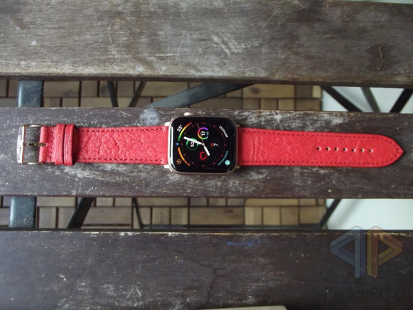 Review: Mezando Apple Watch Armband aus Ananas getestet