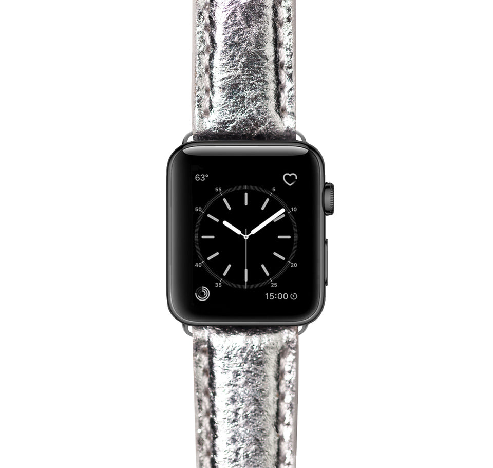Apple Watch Armband Cheeky Silver