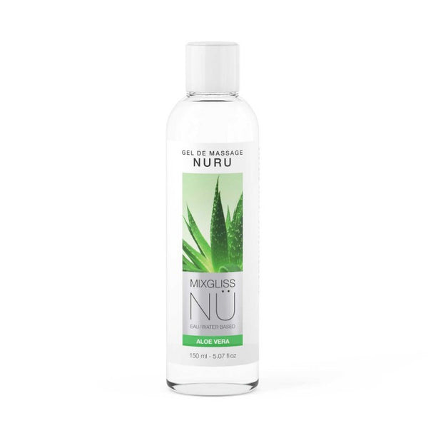 Mixgliss Gel de massage - NU Aloe Vera 150 ml