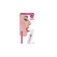 Gel blowJob oral optimizer fraise