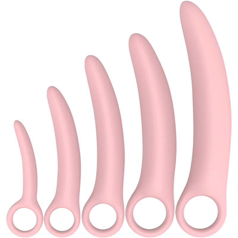 DILATEUR SILICONE 5PCS