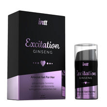 INTT Excitation Gel Ginseng 15ml