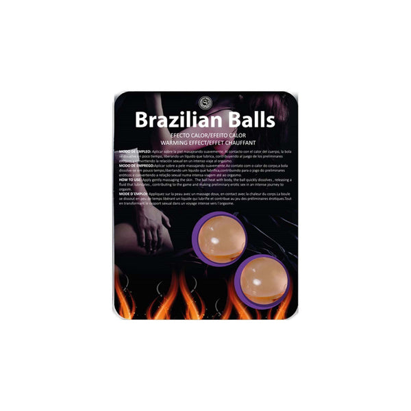 brazilian ball hot effect