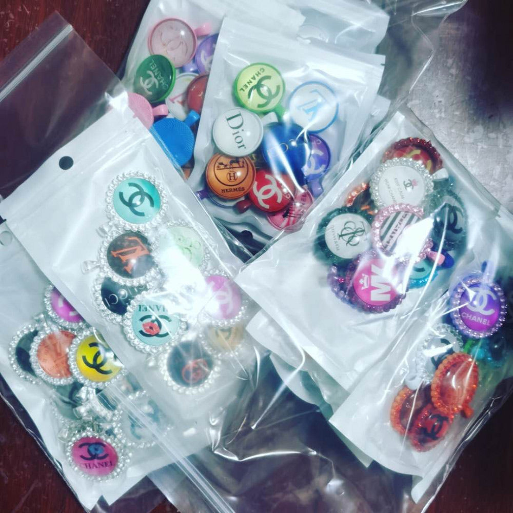 130pc Pendant Charms lot