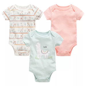 6 piece Bodysuit Set Girl