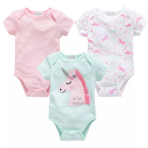 Unicorn infant set