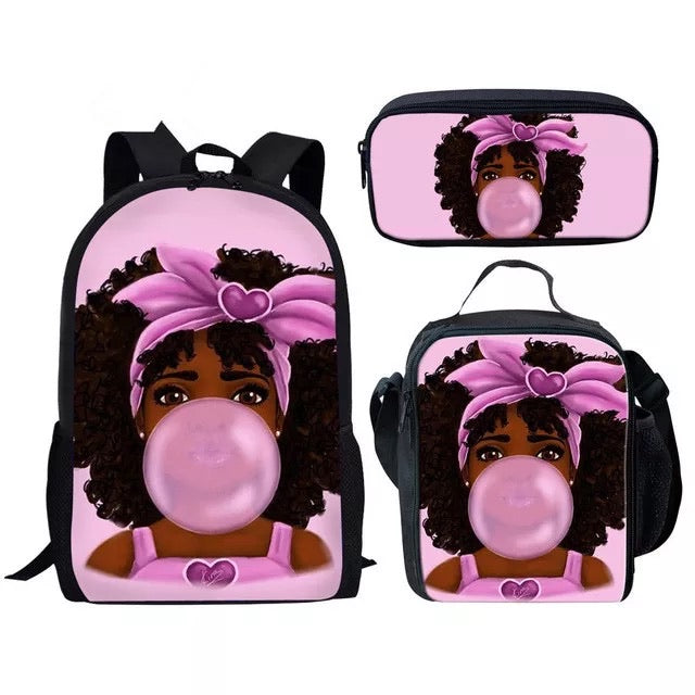 Mari's Backpack Set