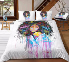 Load image into Gallery viewer, Soulful Bedding Set