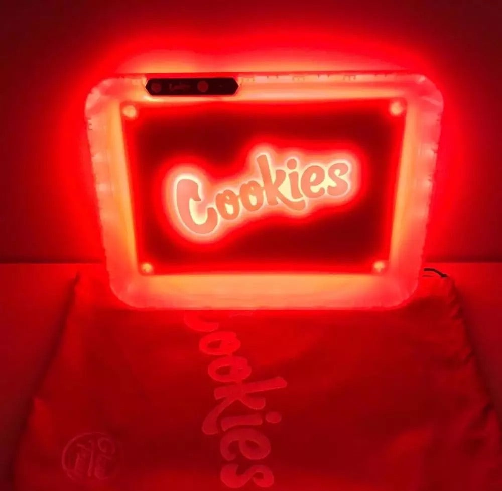 Led Rolling Tray