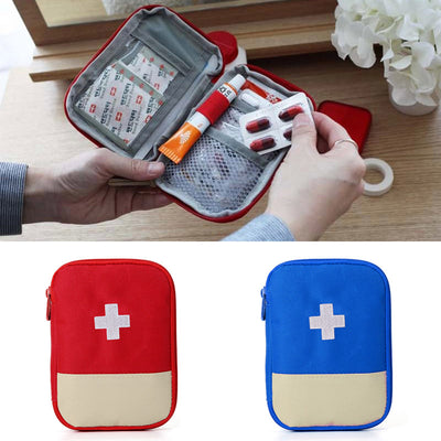 Outdoor Camping First Aid Kit Bag Case