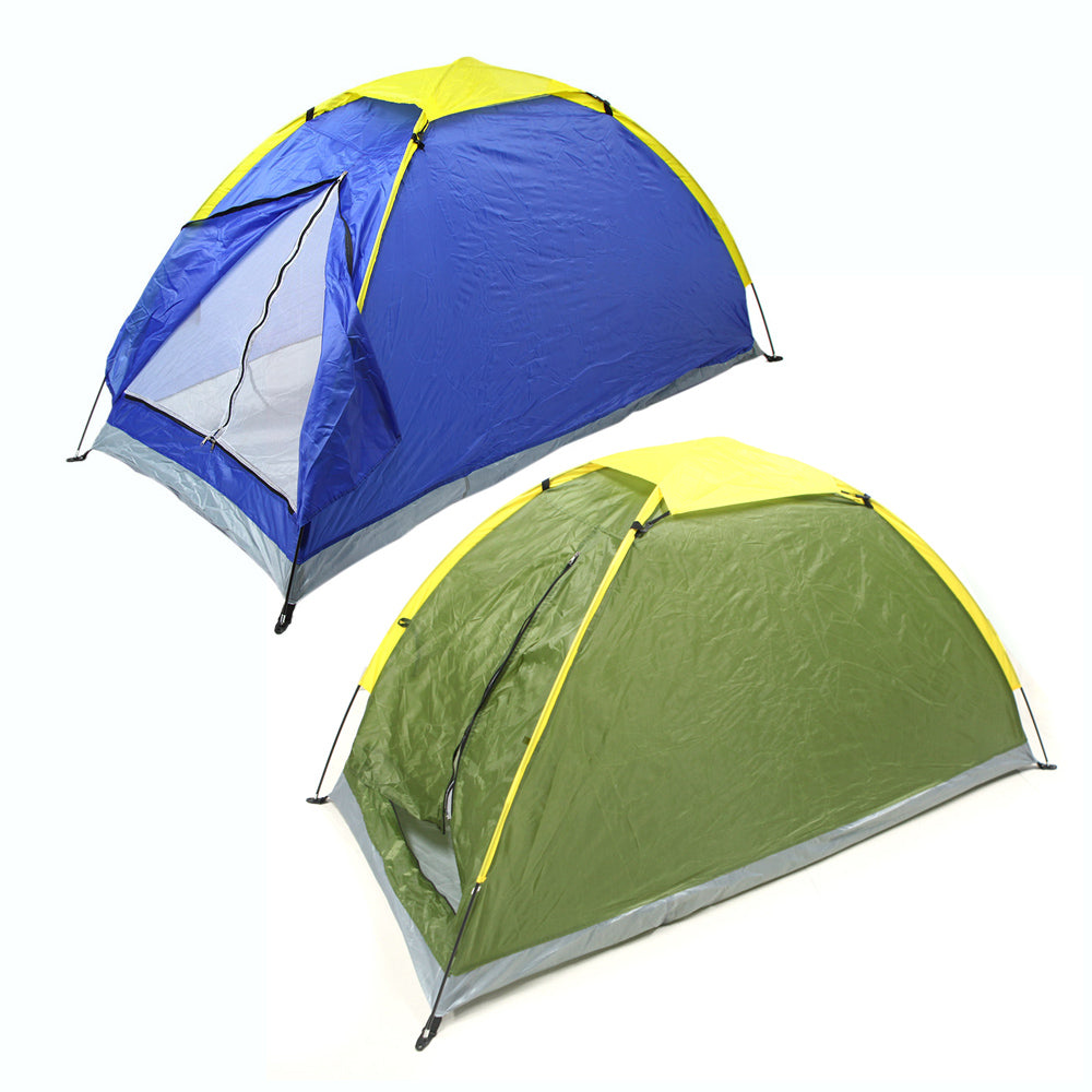 Outdoor Camping Tent Kit Single Layer