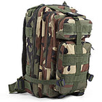 Tactical Backpack Trekking Sport Travel Rucksacks