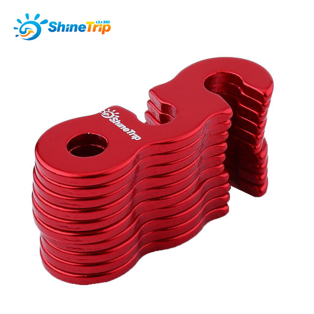 10pcs/lot Quick Release Tent Rope Stoppers