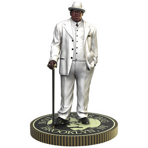 "THE NOTORIOUS B.I.G ""Rap Iconz Statue"" Official Figure"