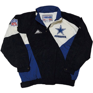 "APEX ONE ""DALLAS COWBOYS"" Nylon Jacket"