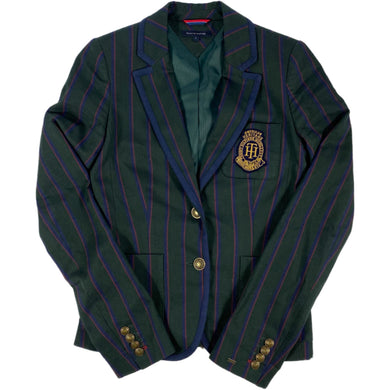 TOMMY HILFIGER Tailored Jacket -GREEN- (Ladies)