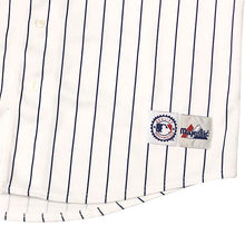 "画像をギャラリービューアに読み込む, Majestic""NEW YORK YANKEES""Baseball Jersey-WHITE-"