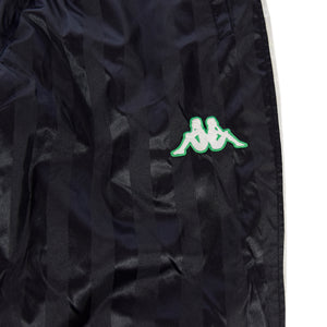 """Kappa"" Nylon Jacket & Pants -WHITE×BLACK-"