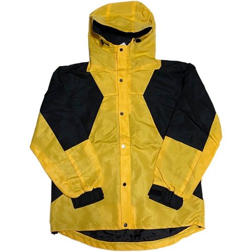 NO BRAND Mountain Parka -YELLOW-