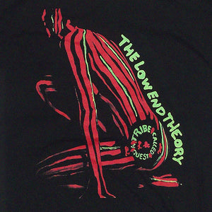 "A Tribe Called Quest""Low End Theory""T-Shirt -BLACK-"