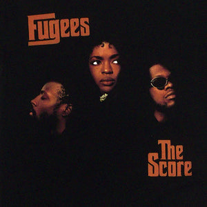"Fugees""The Score""T-Shirt -BLACK-"