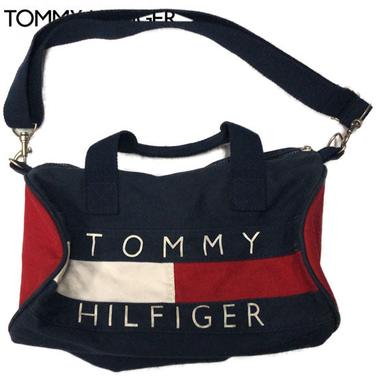 TOMMY HILFIGER Shoulder Bag-NAVY-