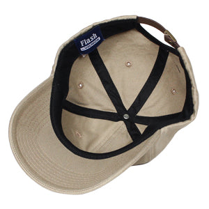 "7UNION ""3RD EYE"" Bent Brim Cap-BEIGE-"