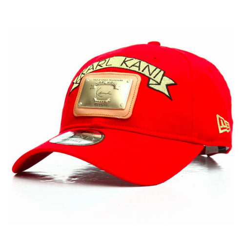 KARL KANI×NEW ERA DAD HAT-RED-