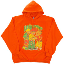 "画像をギャラリービューアに読み込む, TLC ""LIL GIRLS IN DA HOOD"" Vinatge Style P/O Hoodie -ORANGE-"