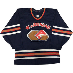 """Gatineau"" Hockey Jersey-NAVY-"