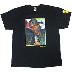 "WU-WORLD ""RZA"" T-Shirt -BLACK-"