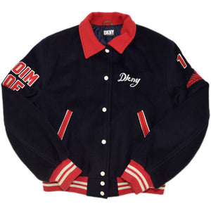 """DKNY"" Studium Jacket -NAVY- (LADIES)"