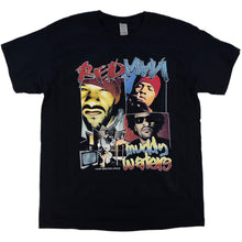 "画像をギャラリービューアに読み込む, REDMAN ""Muddy Waters"" Vintage Style T-Shirt -BLACK-"