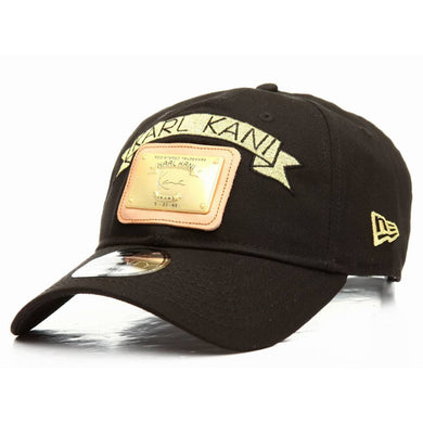 KARL KANI×NEW ERA DAD HAT-BLACK-