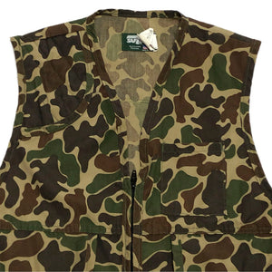 NO BRAND Hunter Camo Fishing Vest