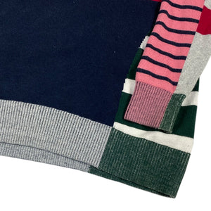 TOMMY JEANS Crew Neck Sweater -MULTI- (Ladies)