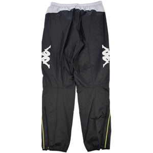 """Kappa"" Nylon  Pants -BLACK-"