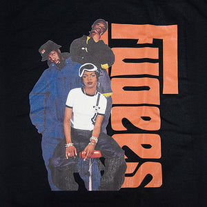 "Fugees ""Godfather"" T-Shirt -BLACK-"