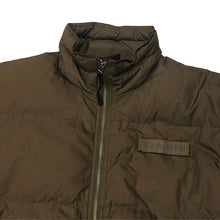画像をギャラリービューアに読み込む, POLO JEANS RALPH LAUREN Military Down Jacket-BROWN-