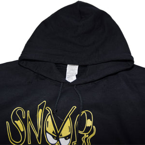 "SNOOP DOGGY DOGG ""Doggy Style"" P/O Hoodie -BLACK-"
