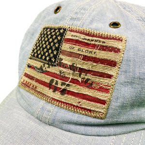 """POLO RALPH LAUREN"" Dad Hat -DENIM-"